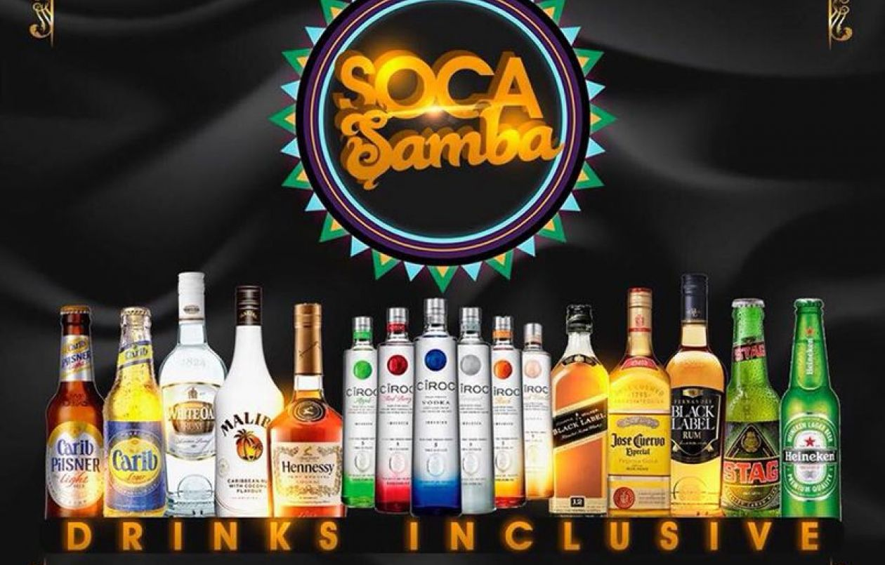 Soca Samba 2018