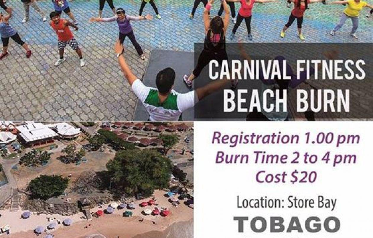 Carnival Beach Burn 2018