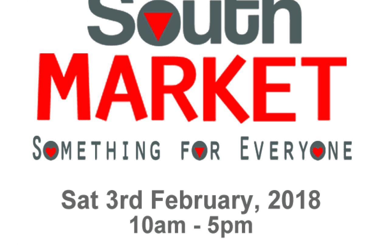 South Market - Sat 3rd Feb, 2018