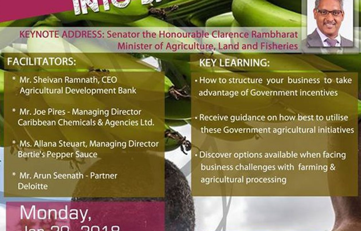 Insights into the Agricultural & Agro-Processing Industry