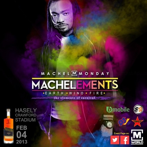 Machel Monday 2013: Machelements