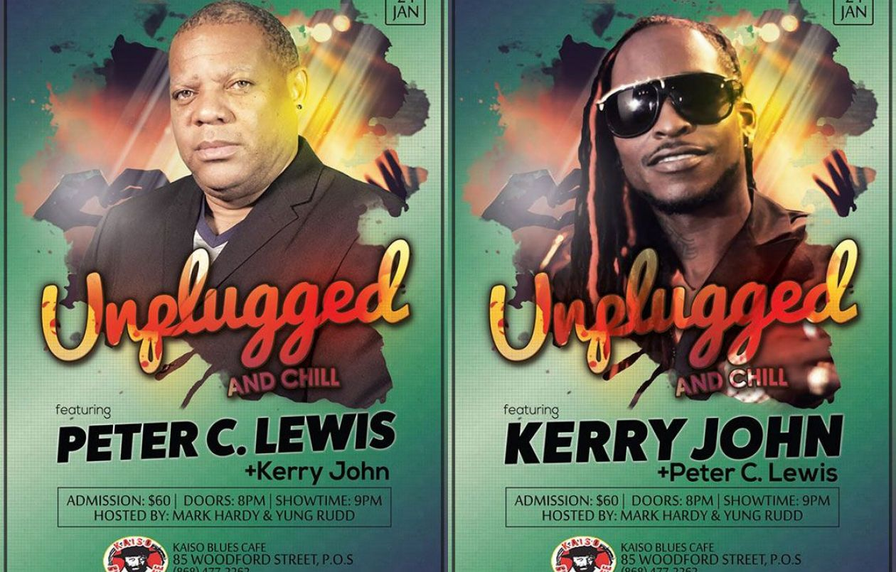 Unplugged & Chill [f. Peter C. Lewis & Kerry John