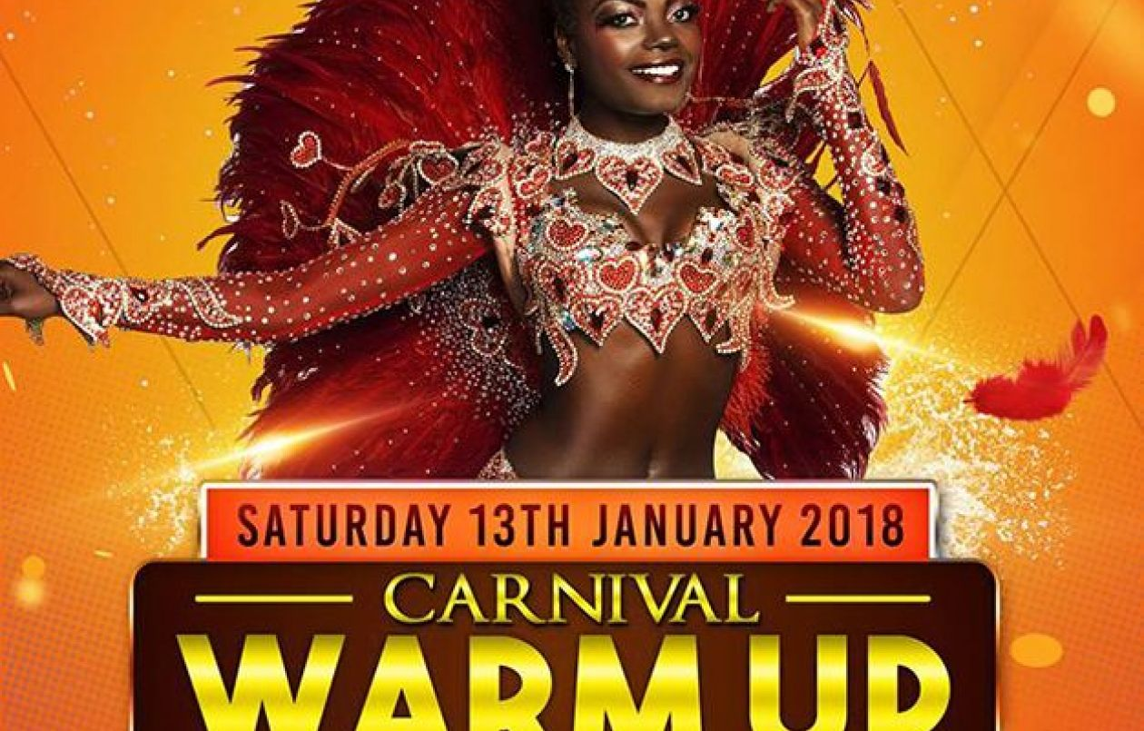 Carnival Warm Up! (Soca Dance Party) #3