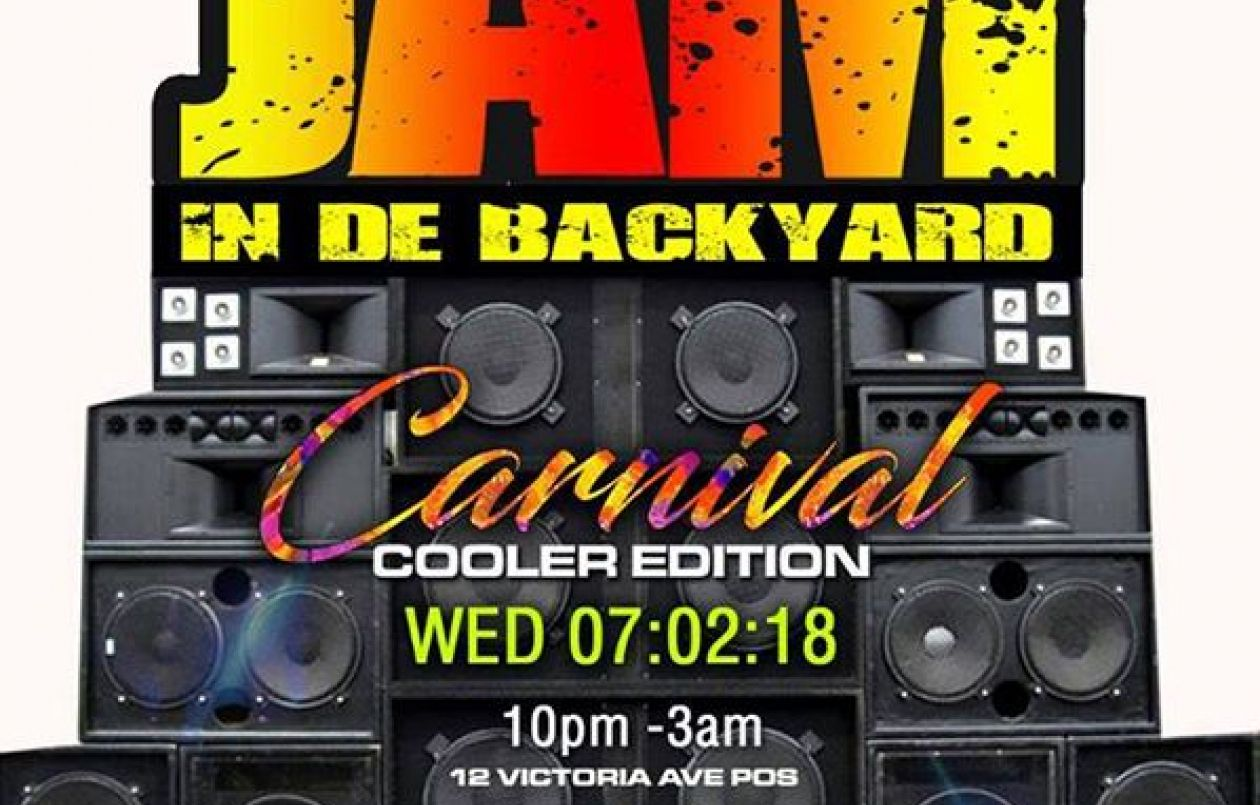 JAM Cooler Party 2018