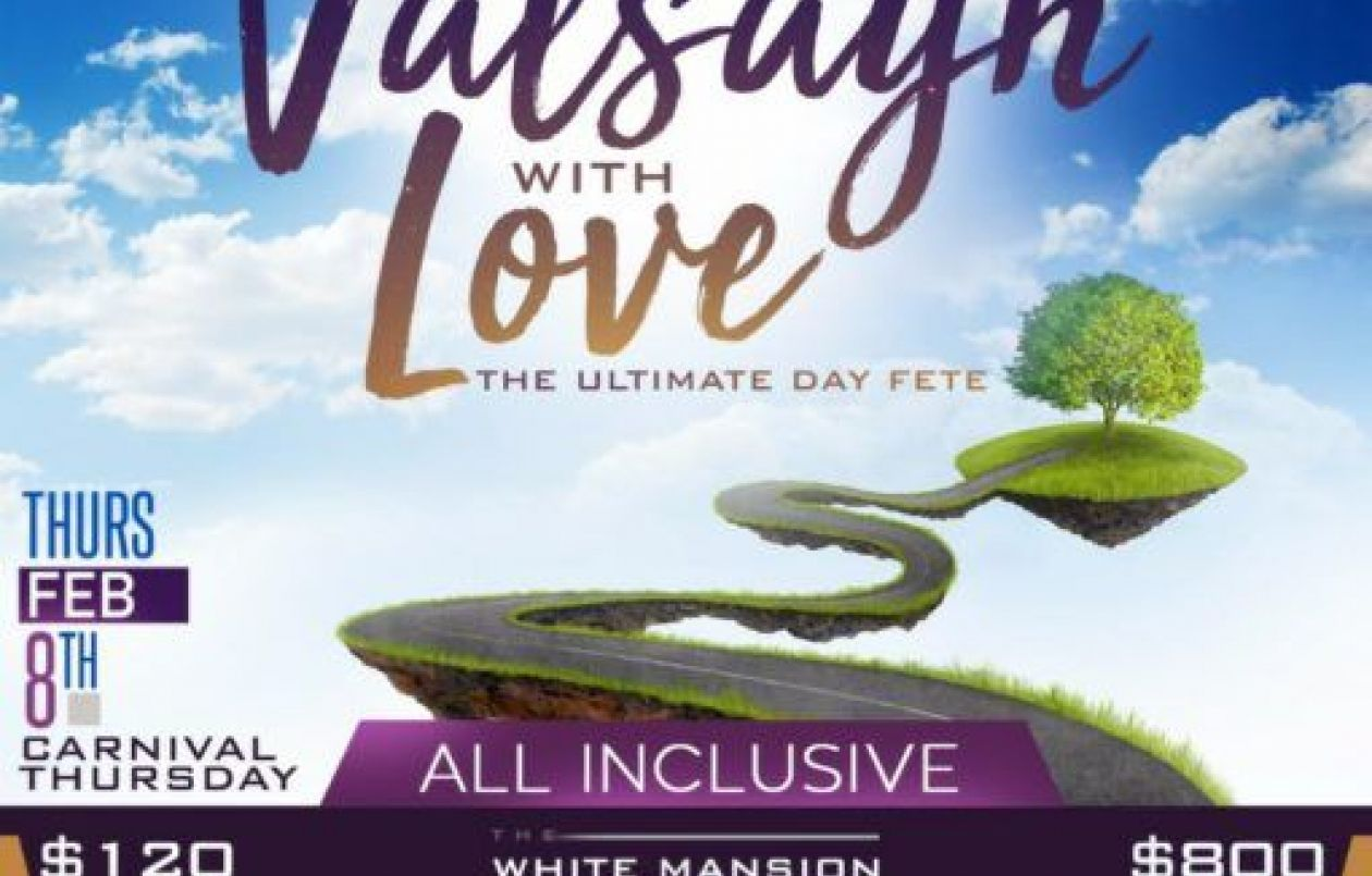 From Salybia To Valsayn With Love 2018