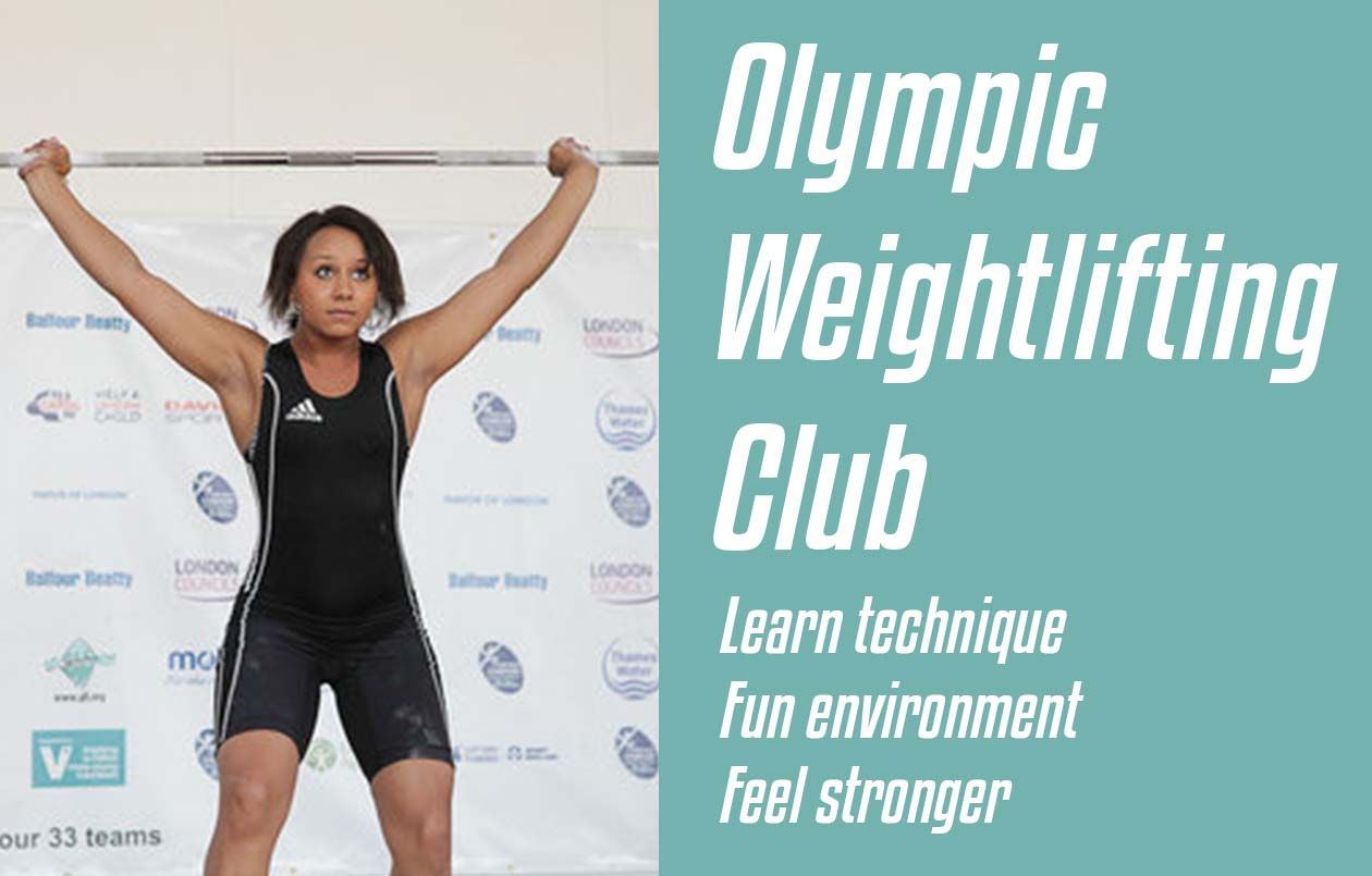 New Olympic Weightlifting Club - Opening Session