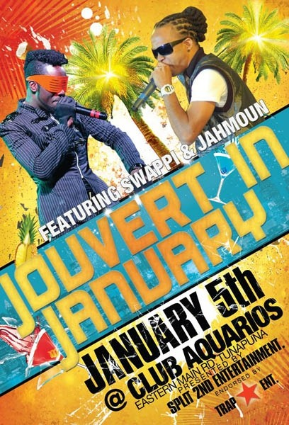 J'Ouvert in January