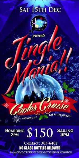 Jingle Mania! Cooler Cruise