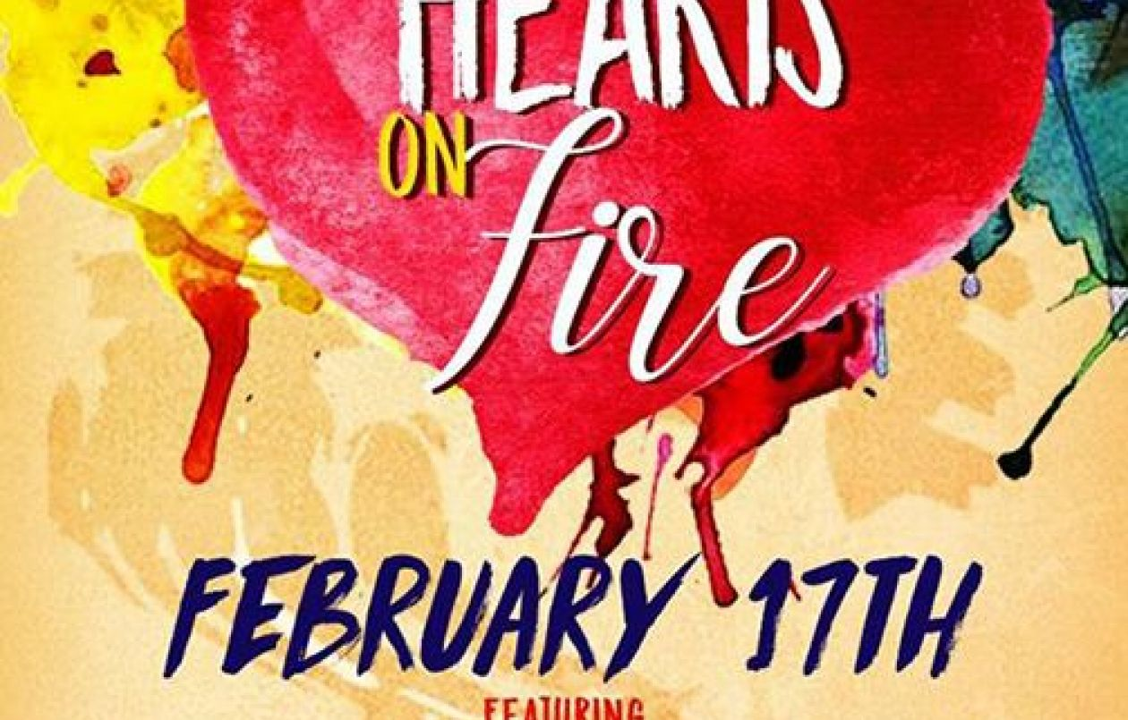 Hearts On Fire: Jivanna's Acoustic Valentine's Day Show