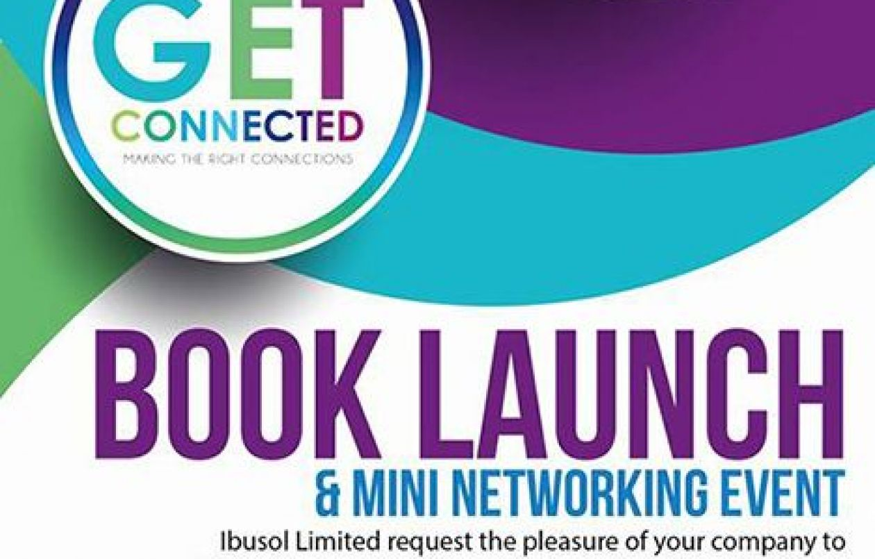 Book Launch - Get Connected  Making the Right Connections