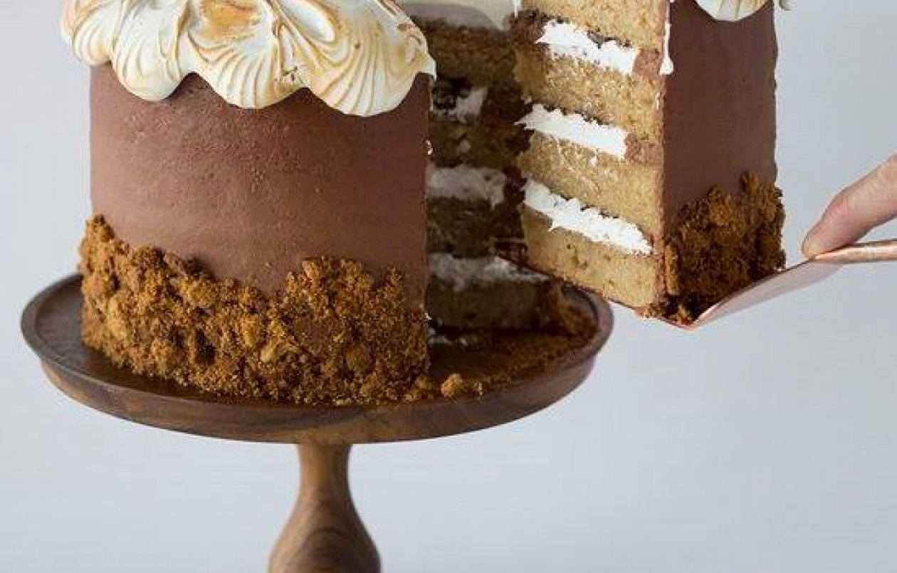 The Perfect Layer Cake
