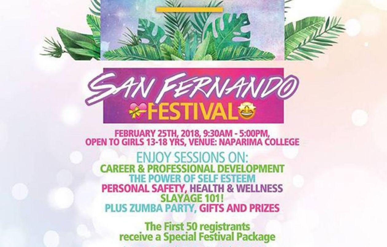 Girls First San Fernando