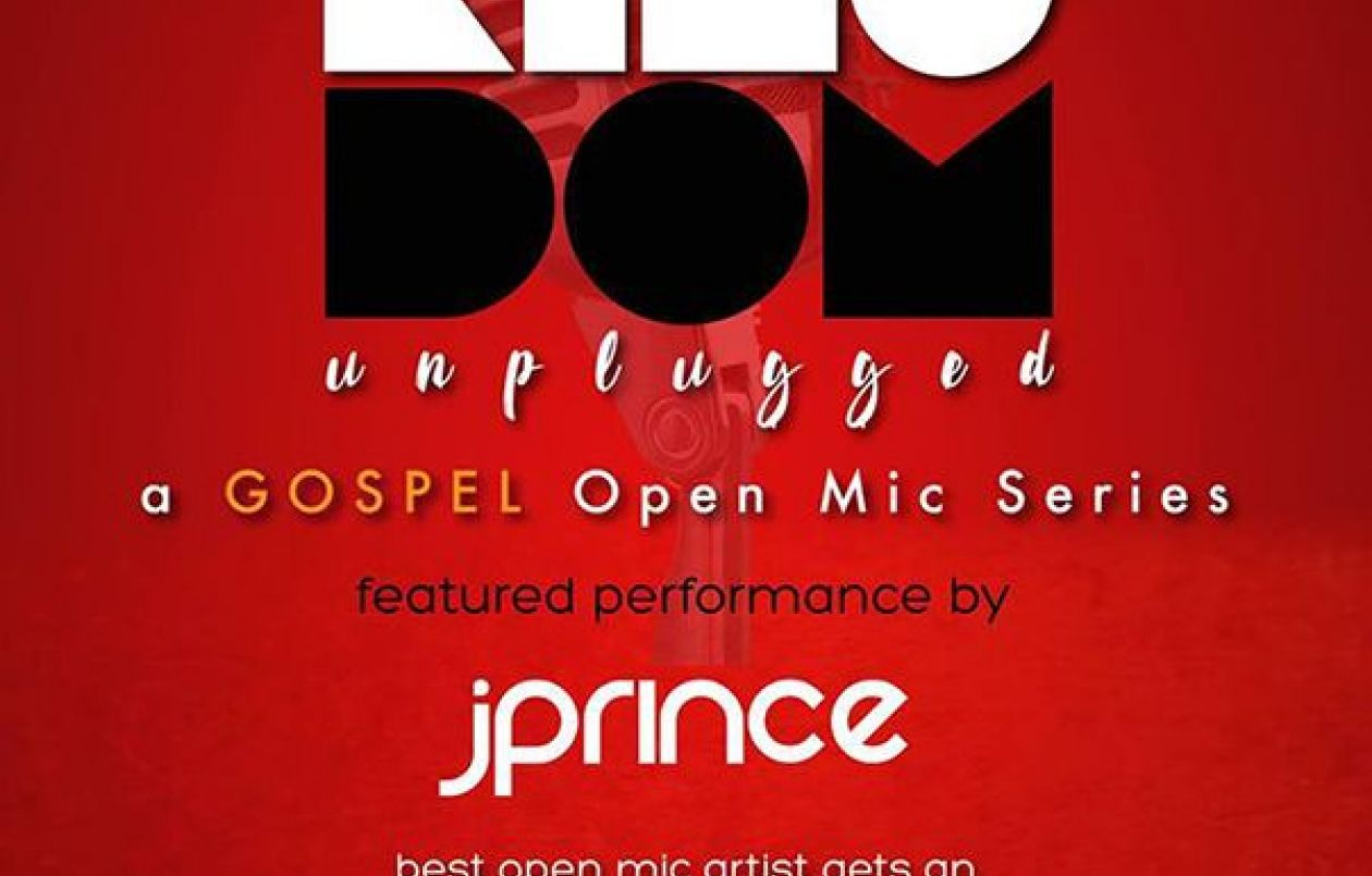 Kingdom Unplugged - A Gospel Open Mic Series