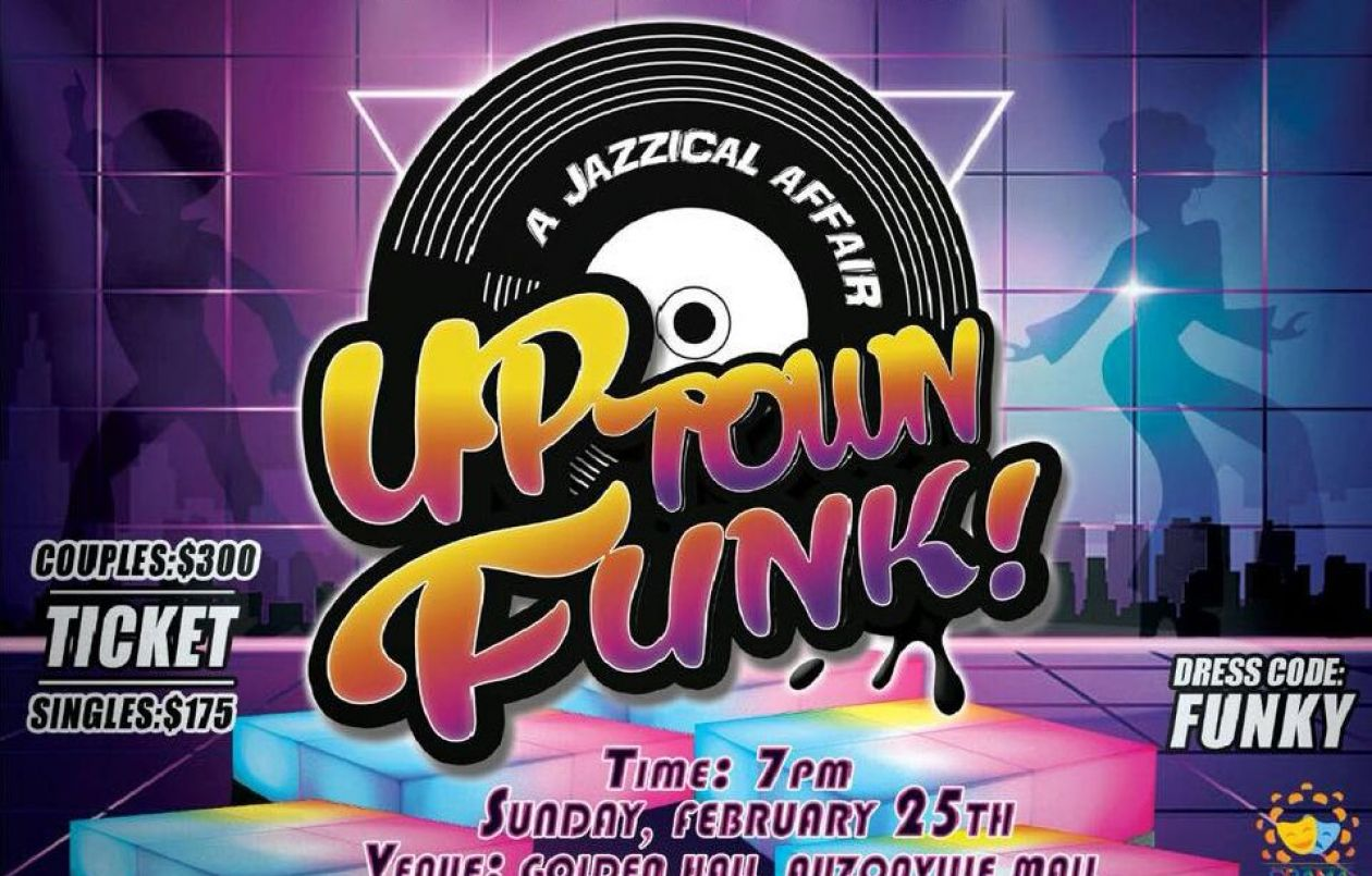 A Jazzical Affair: Uptown Funk