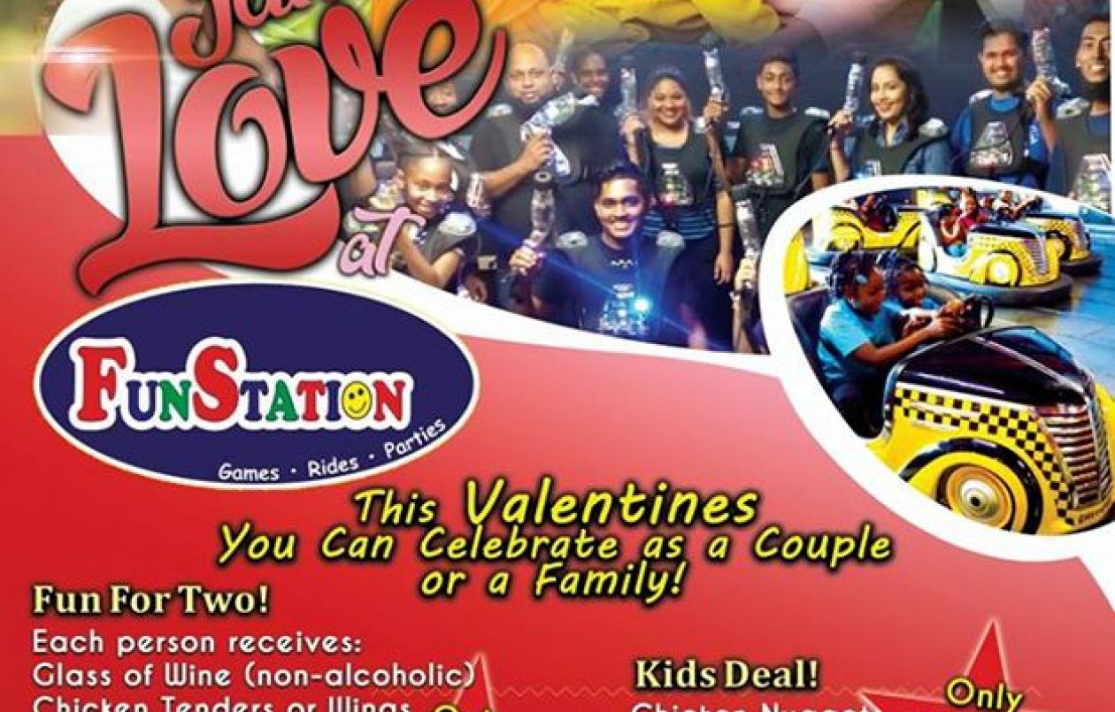 Family Love 2018 at FunStation, Gulf View
