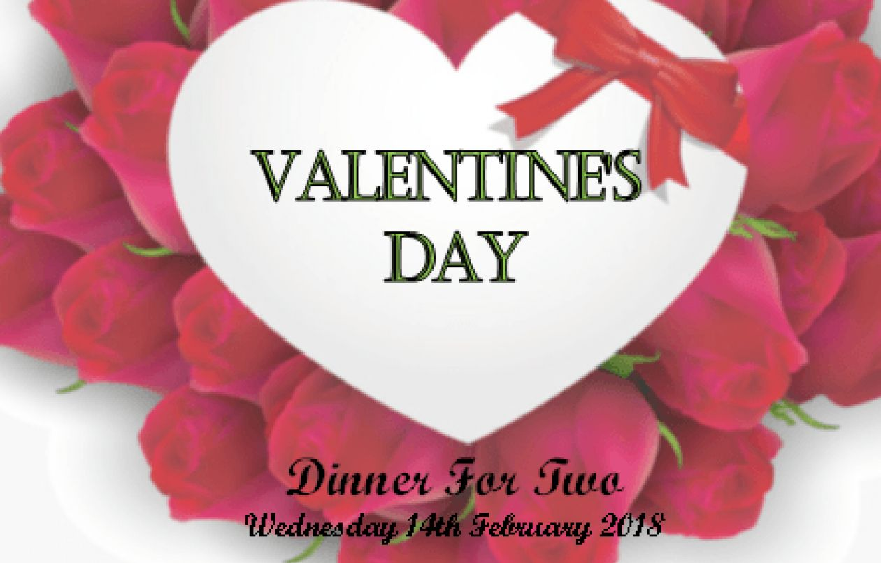 Valentine Dinner 2018 at the Radisson