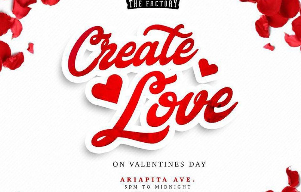 Create Love 2018 (Ariapita Avenue)