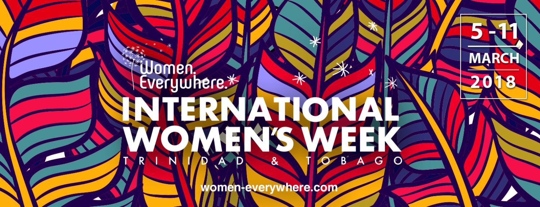 International Women's Week 2018