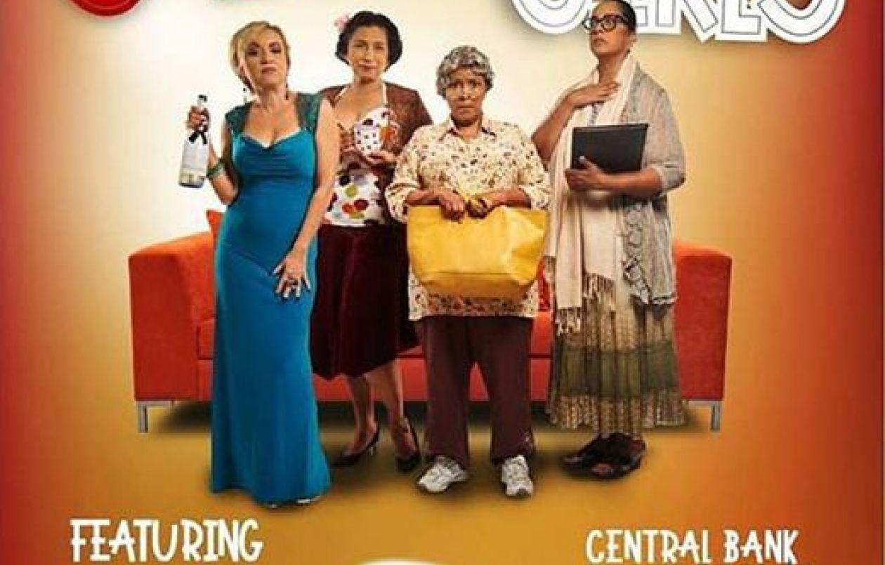 The Calypso Girls - 1-4.3.18