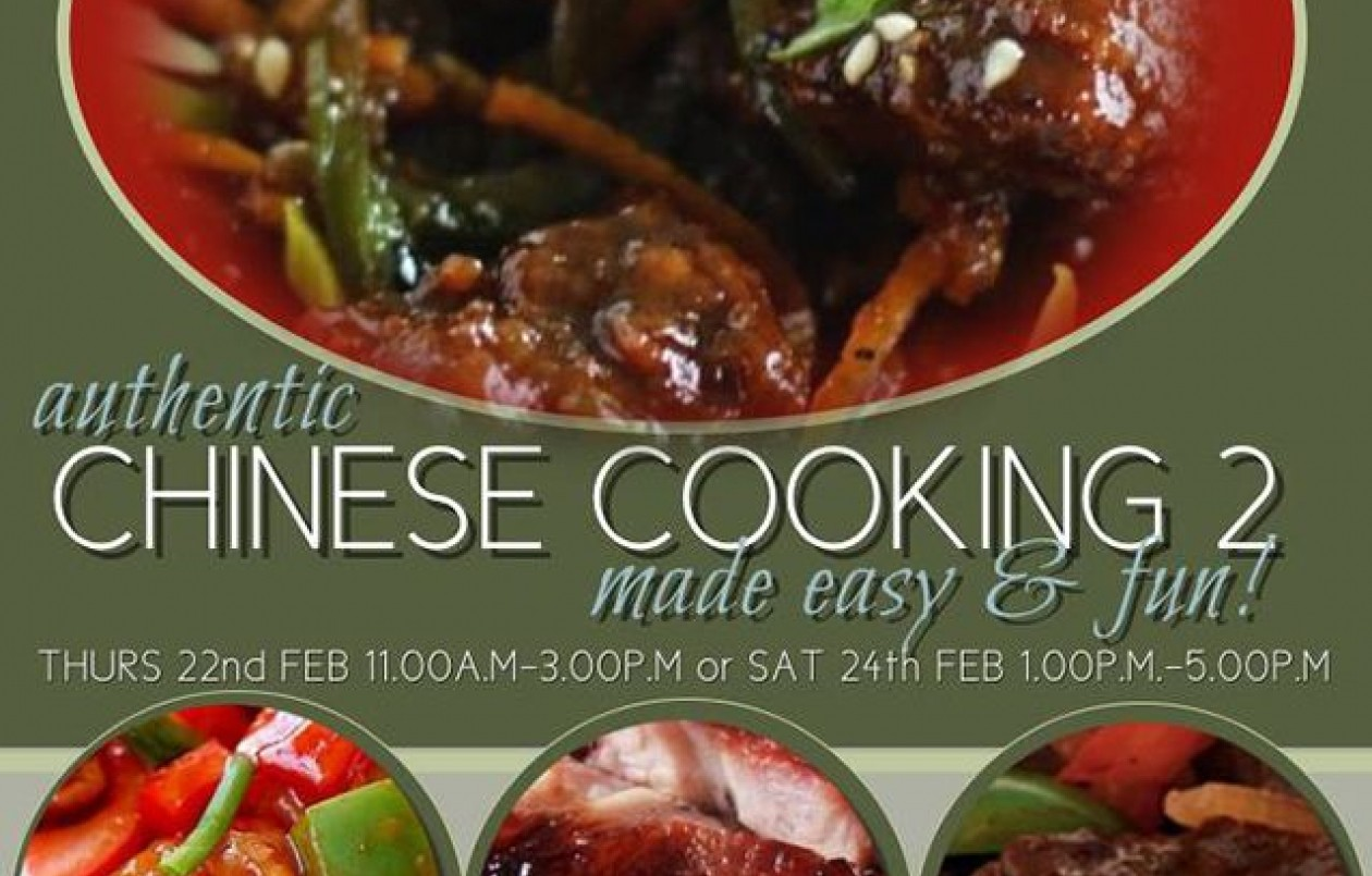 Chinese Cooking Workshop 2