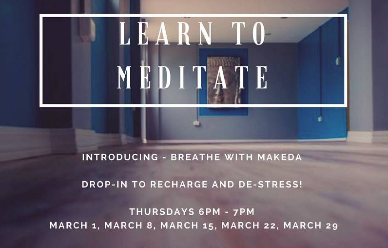 Learn To Meditate with the Caribbean Mindfulness Institute