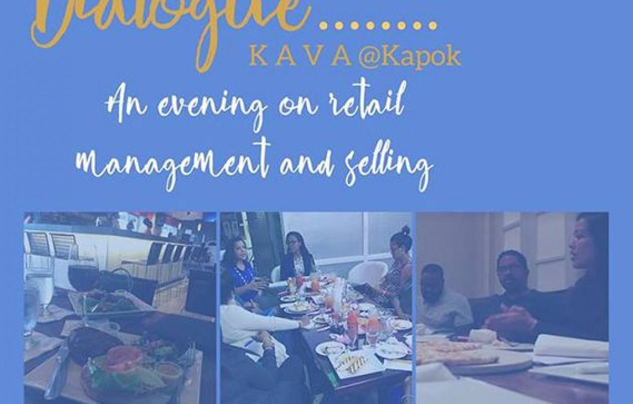 Dinner & Dialogue: 1.3.18