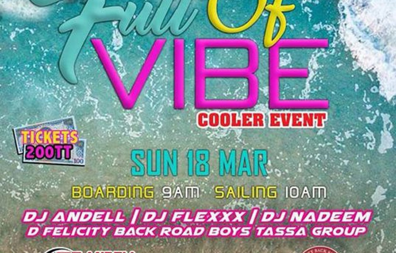 FULL of VIBE | Cooler Cruise Event