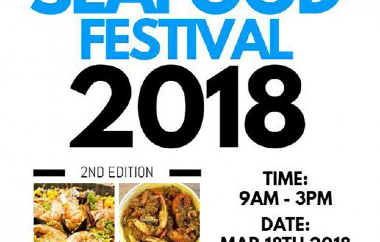 Seafood Festival 2nd Edition