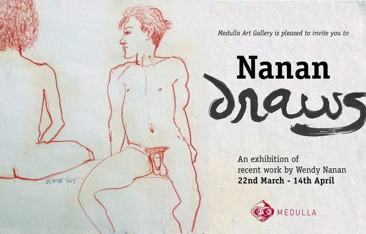 NANAN DRAWS - An exhibition of recent work by Wendy Nanan