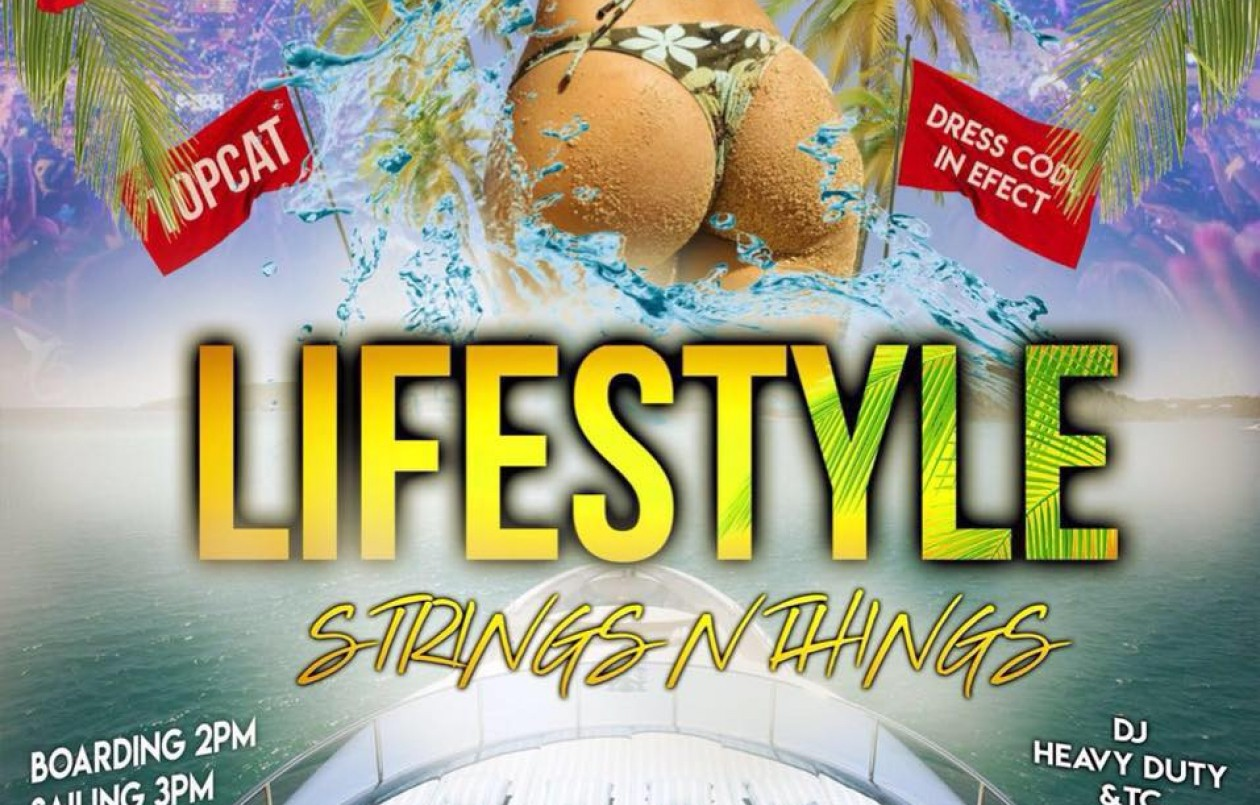 LIFESTYLE presents Stringz and Thingz (Free Drinks Available)