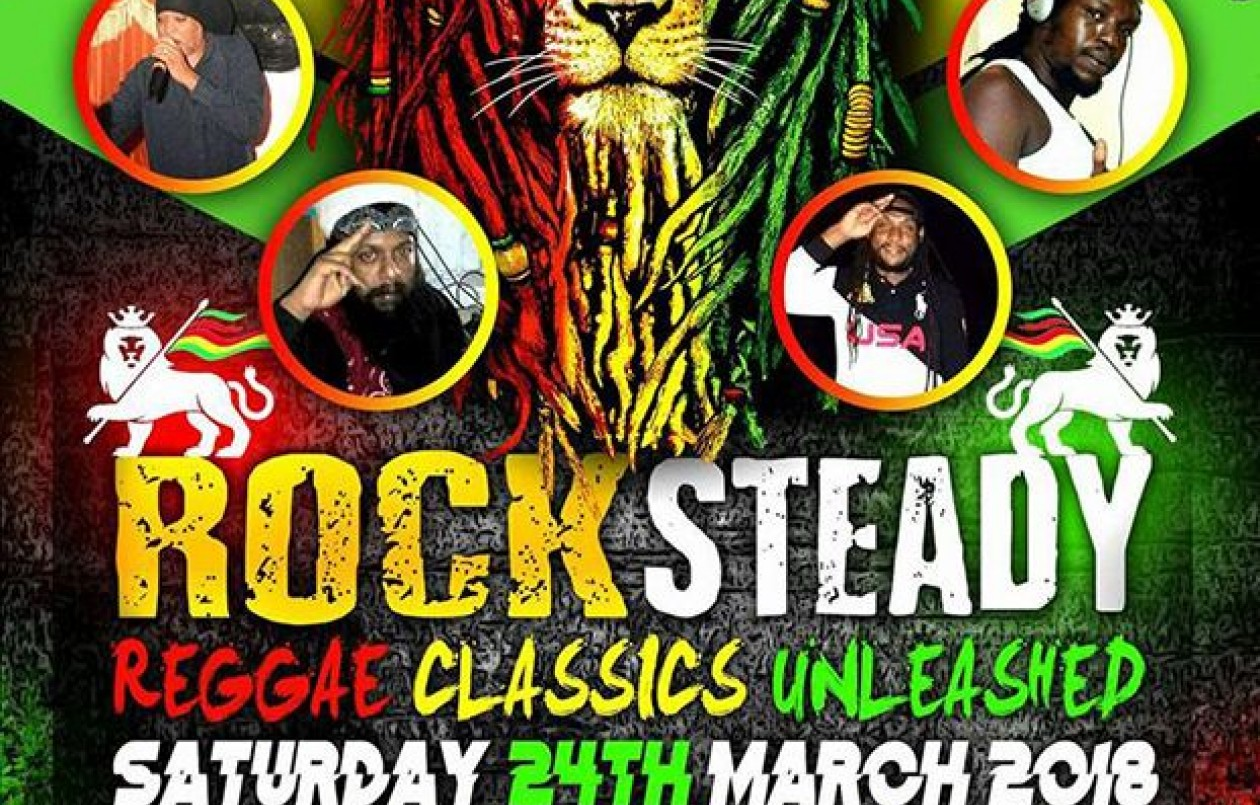 Rocksteady - Reggae Classics Unleashed