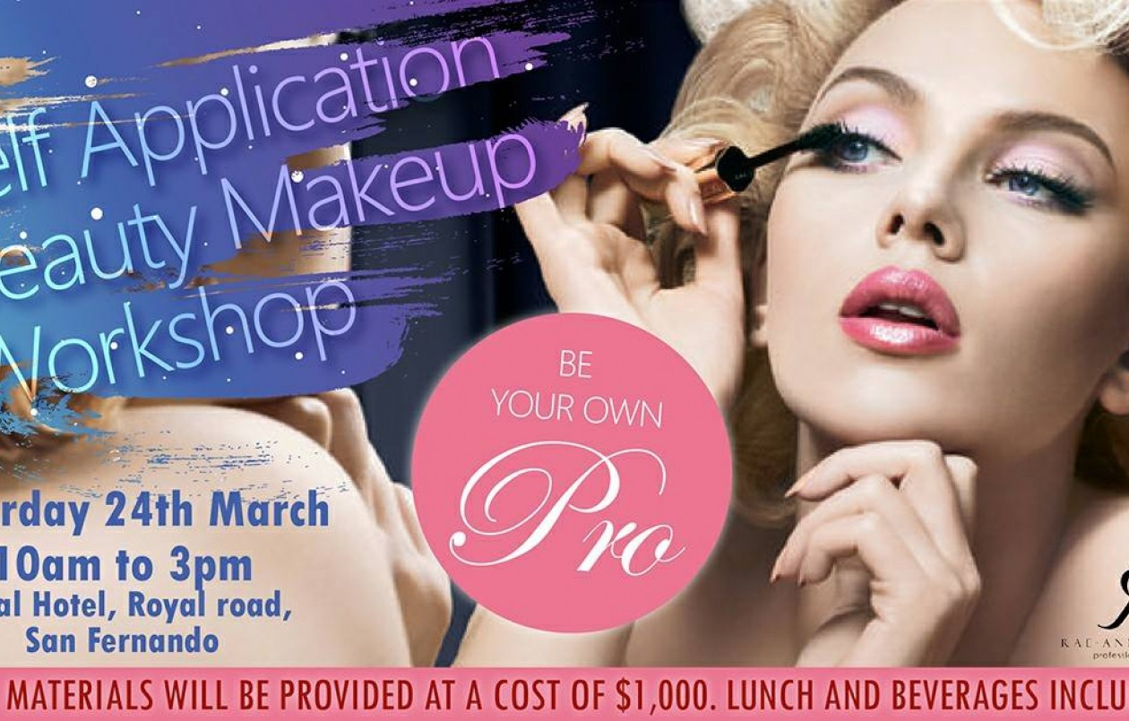 Be Your Own Pro - Self Application Make-up Workshop