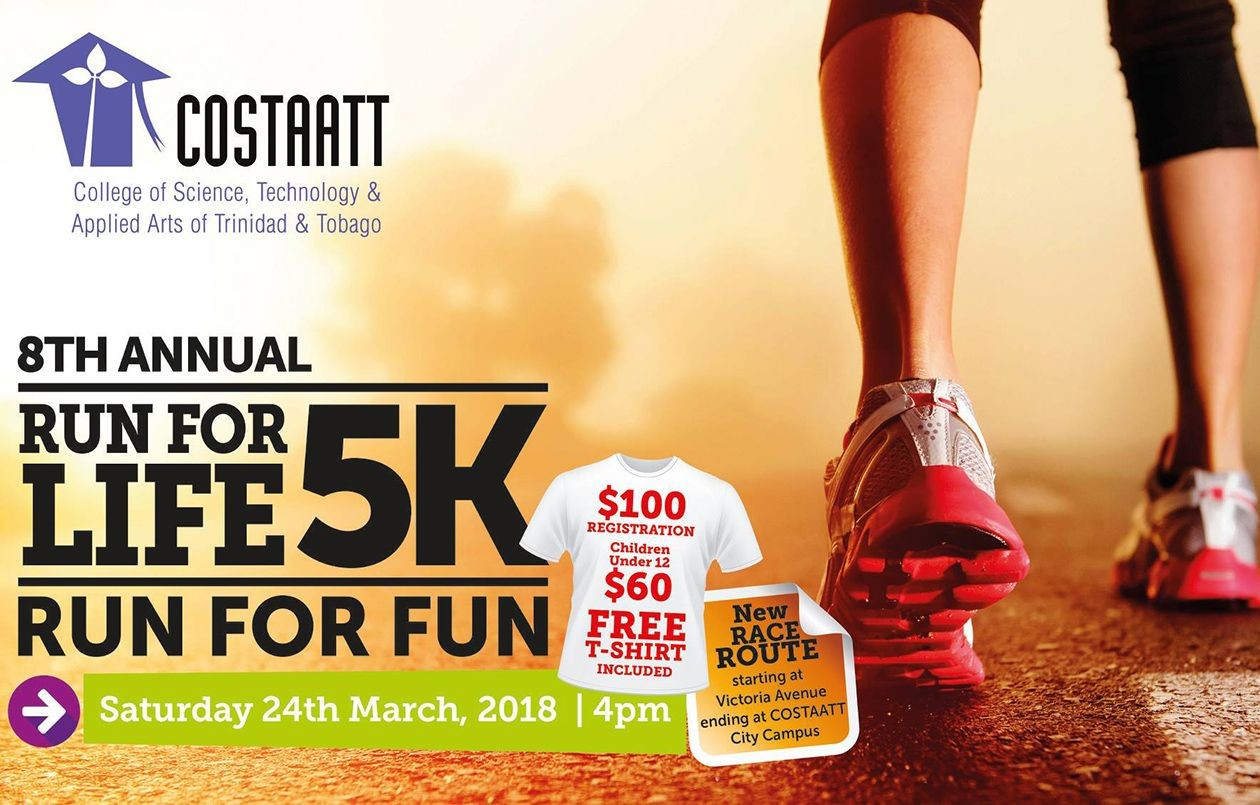 Run for Life 2018: Run for Fun 5K Road Race