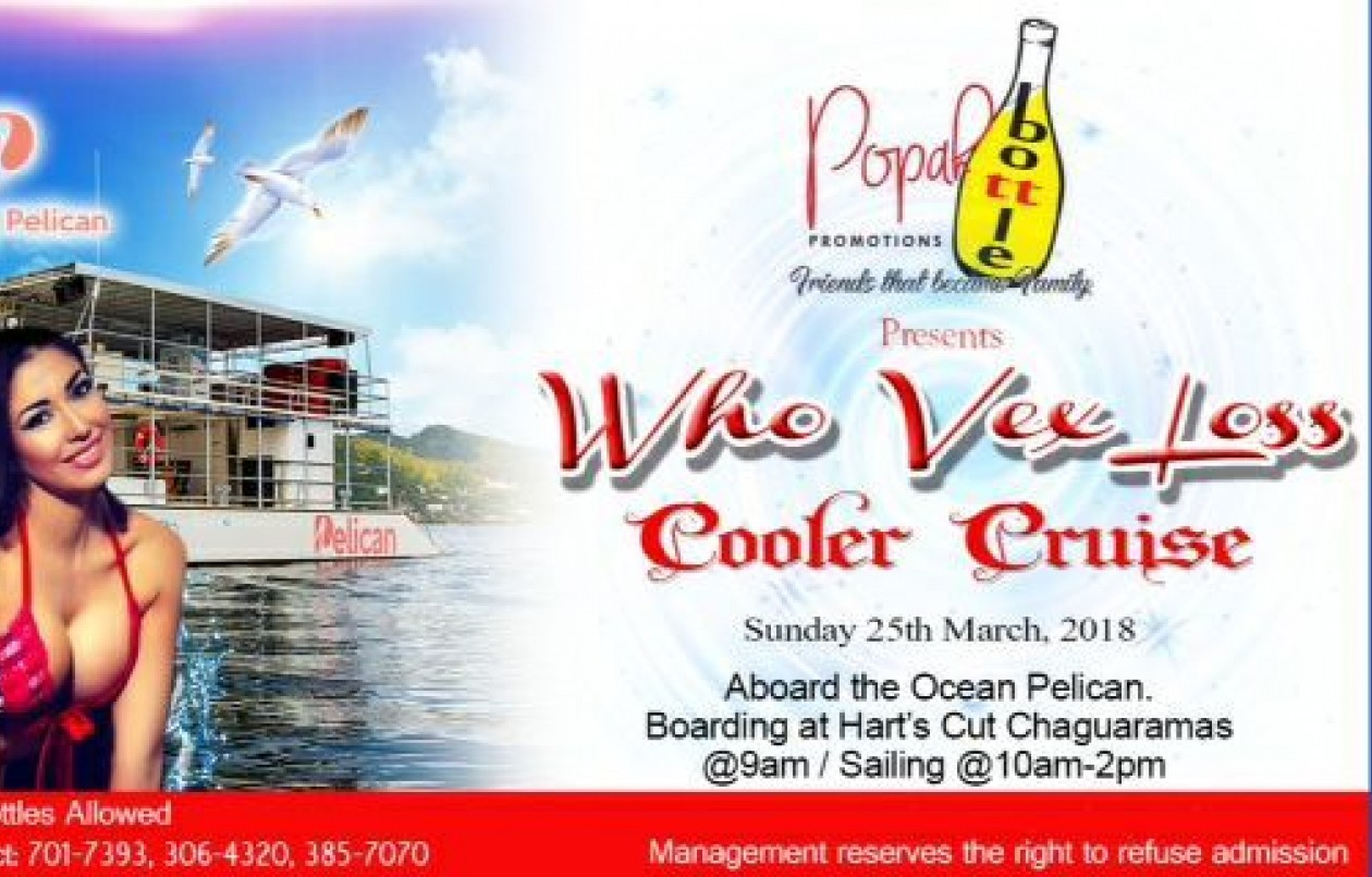 WHO VEX LOSS Cooler Cruise