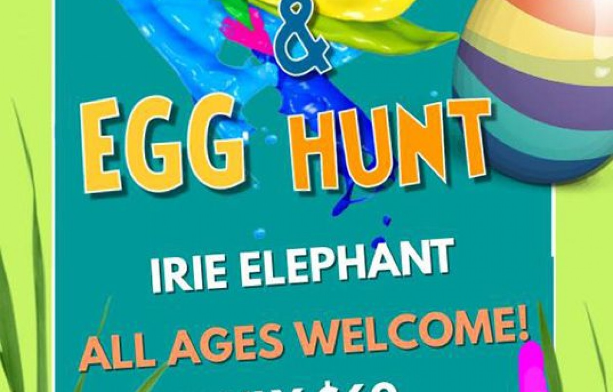 Easter Paint & Play & Egg Hunt 2018