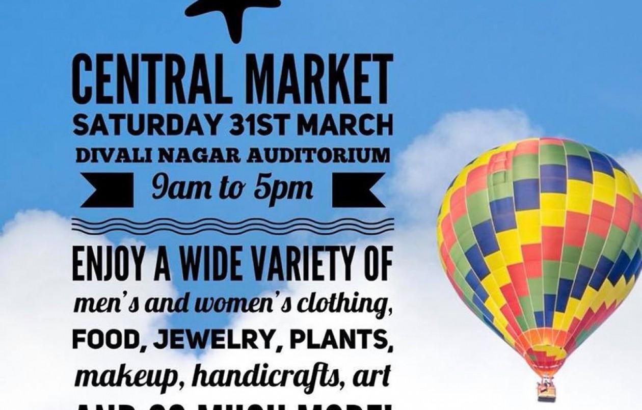 Central Market - Sat 31st March 2018