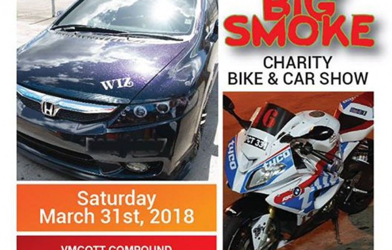 The Big Smoke - Charity Bike & Car Show 2018