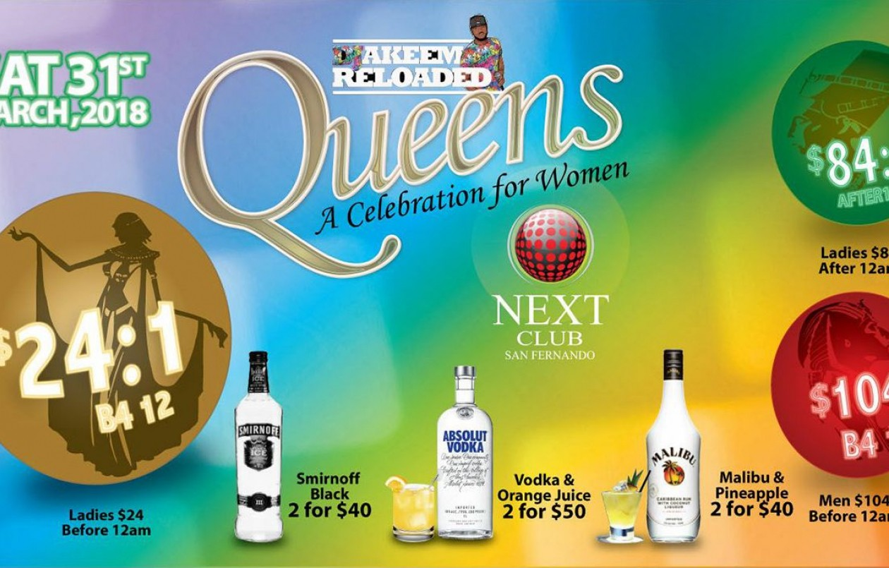 Queens... A Celebration for Women