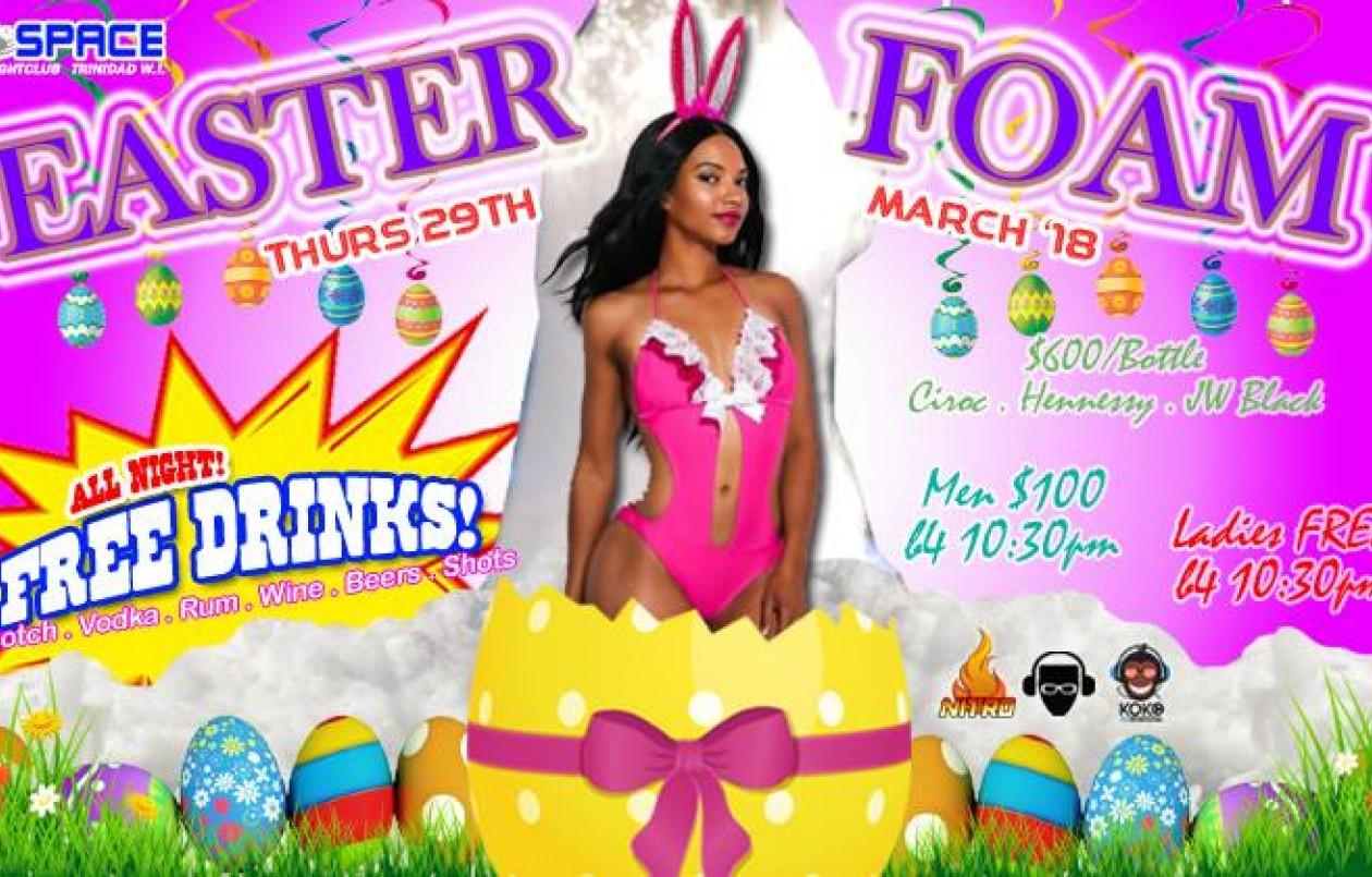 Easter Foam 2018