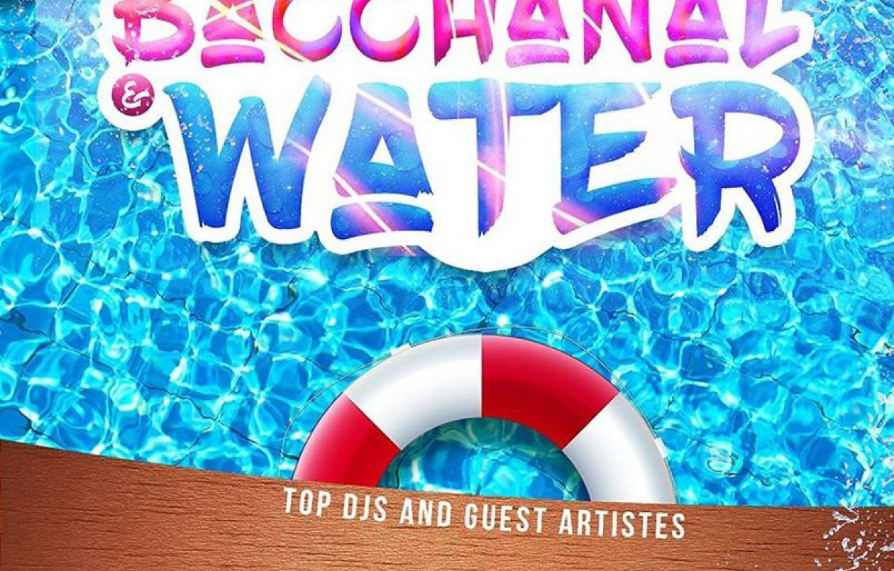 Bacchanal and Water {POOL PARTY}