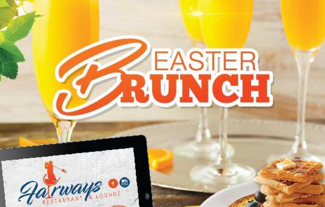 Easter Brunch 2018 at Fairways