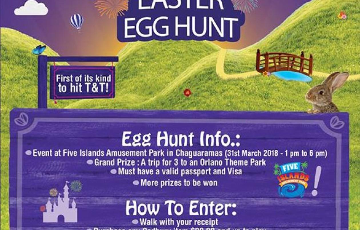 Cadbury Virtual Easter Egg Hunt 2018