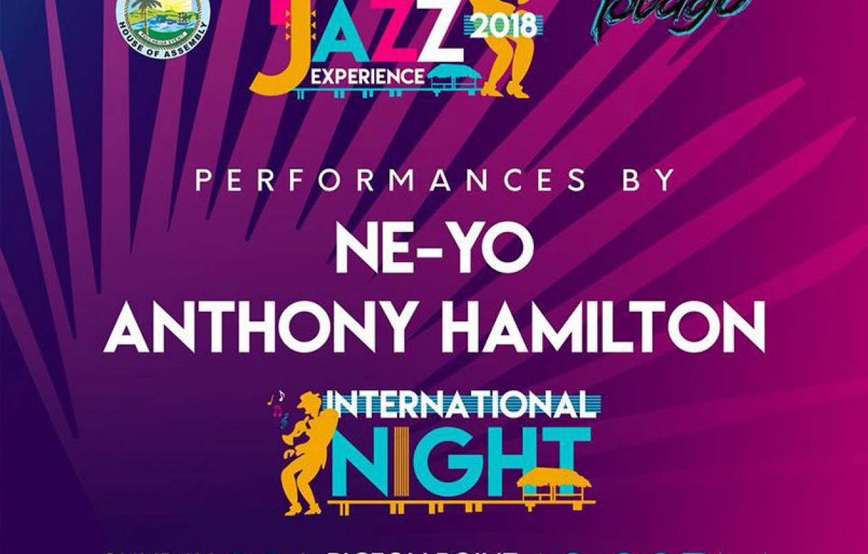 Tobago Jazz Experience 2018: International Night