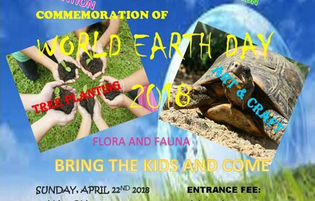 Celebrate Earth Day 2018