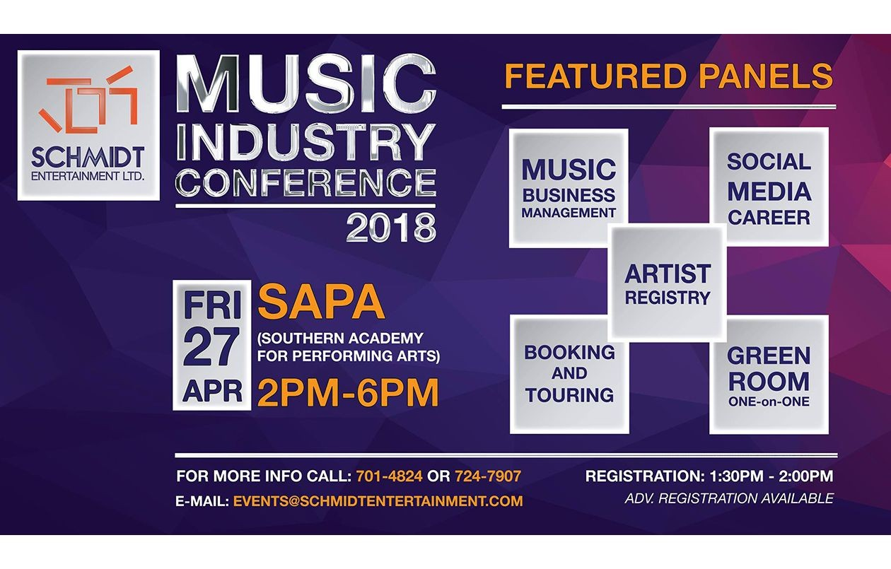 Music Industry Conference 2018