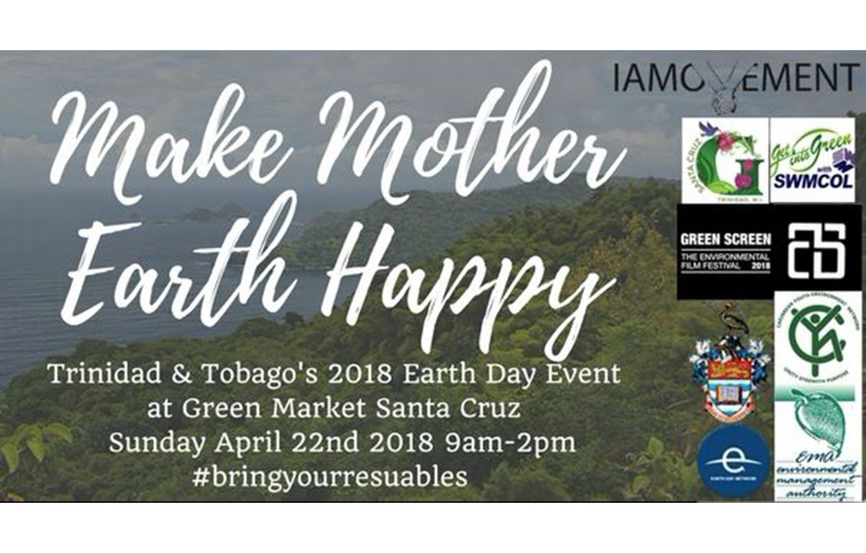 Earth Day 2018 at Green Market Santa Cruz