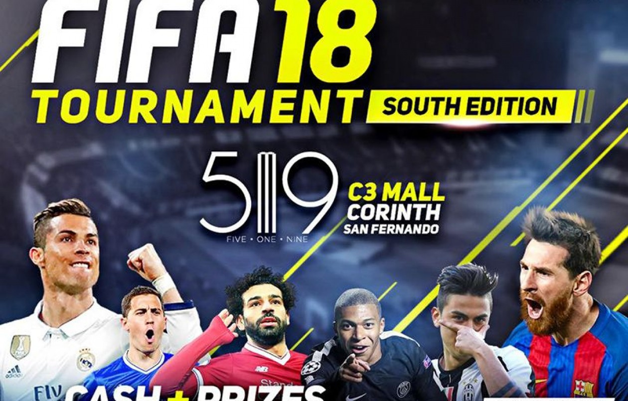 EvolutionJones Fifa18 Tournament