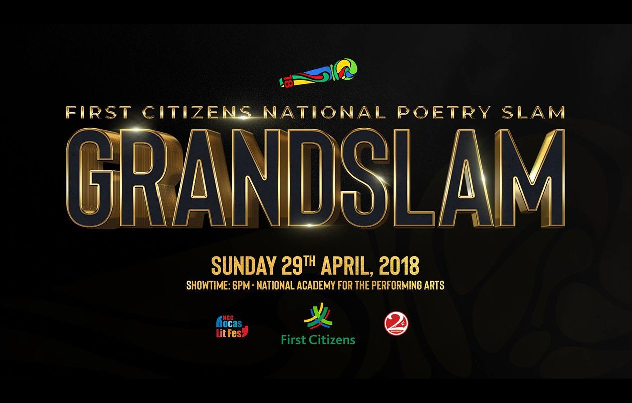 First Citizens National Poetry Grand Slam 2018 Final