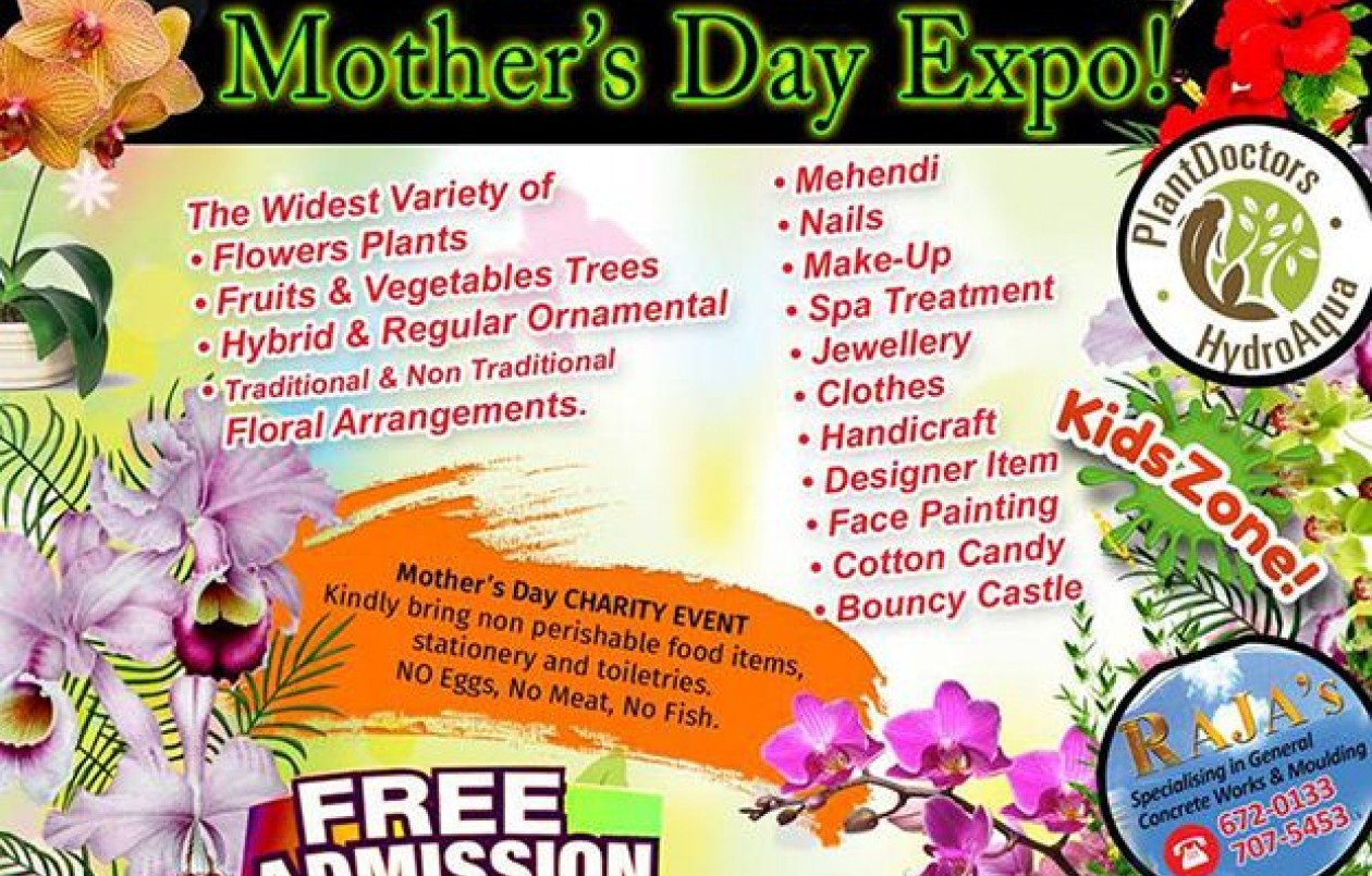 Garden Of Enchantment Mother's Day Expo 2018