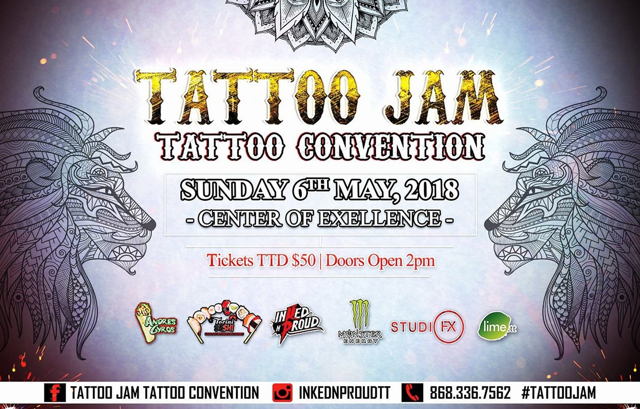 Tattoo Jam Tattoo Convention